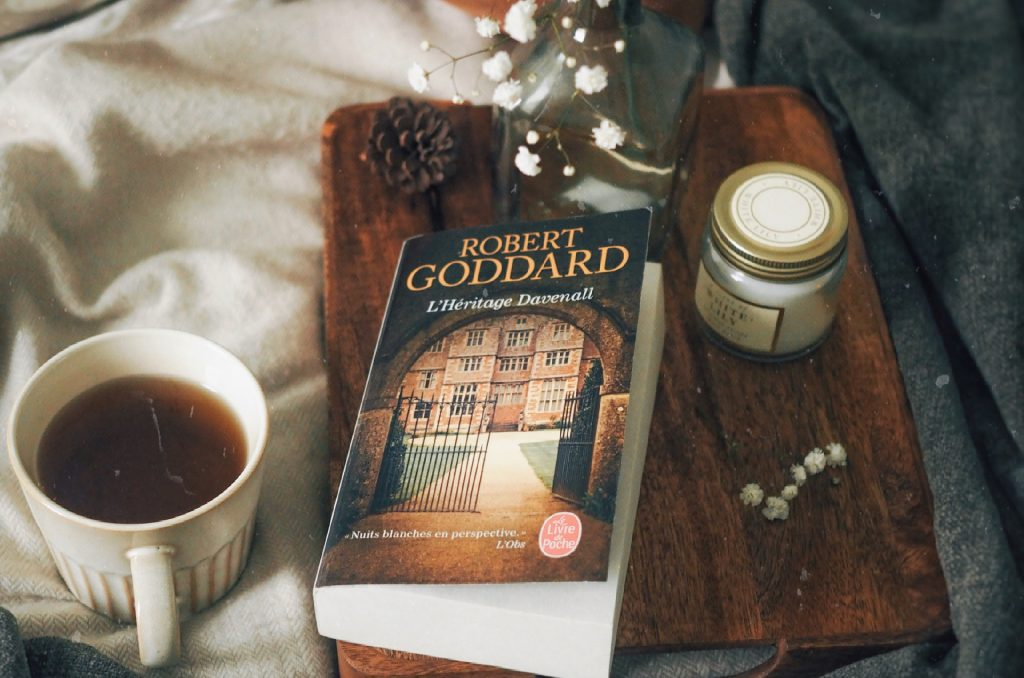 Héritage Davenall de Robert Goddard
